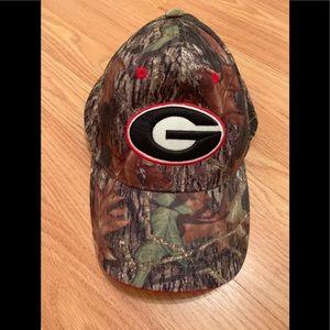 Georgia State Camo Hat